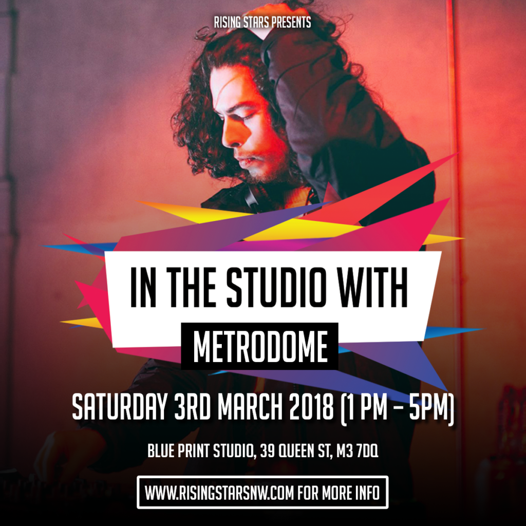 In The Studio With - Metrodome